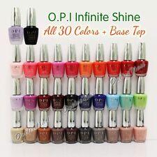 OPI INFINITE SHINE LOT 32 bottles: 30 All New Colors + Base & Top Coat Whole KIT