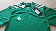 """Adidas neue Trikot """"Core11"""" Größe 152 cm grün/weiß  Beflockung möglich"""