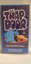 The Trap Door The Stupid Thing VHS Video Tape Cassette 1986 Vintage TBLO