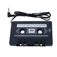 Auto Cassetta Tape Adattatore Convertitore per iPhone iPod MP3 Audio 3,5 mm AUX