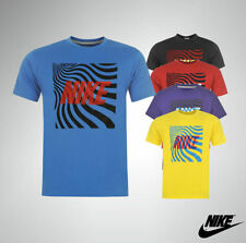 Nike Boys' 100% Cotton Crew Neck T-Shirts, Tops & Shirts (2-16 Years)