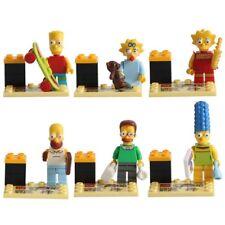 Figuras de Los Simpson