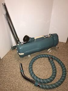 Vintage ELECTROLUX Model L Canister Vacuum - Works!