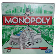 Familienspiel »»» MONOPOLY CLASSIC ««« Hasbro Gaming/mit Tempo Würfel! NEU + OVP