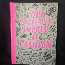 My Wonderful World of Fashion: A Book for Drawing...Chakrabarti ADULT Coloring