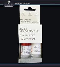 Original Lackstift Set 2 x 9 ml Luzifer Rot für Citroen - EKQ - 1649605480