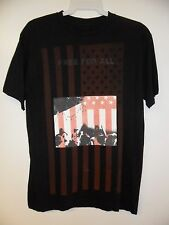 "Ezekiel Men's S/S T-Shirt ""Monopoly Slim"" BLK - Mediuml - NWT"