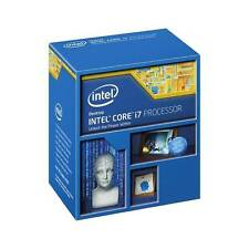 Intel Core i7-4790K Devil's Canyon Processor 4.0GHz 5.0GT/s 8MB LGA 1150 CPU