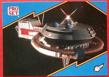 Thunderbirds PRO SET - Card #048 - Watching The World - Pro Set Inc 1992