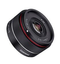 Samyang 35mm f2.8 AF FE Pancake Lens - Sony FE Fit