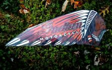 Indian Motorcycle Company Metal Sign - Chief  - INDIAN  Motorcycles - Since 1901