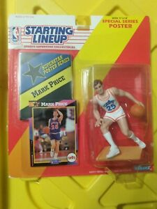 Mark Price of Cleveland Cavaliers Action Figure - 1992 Starting Lineup