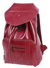 FLORIDA STATE University FSU  SEMINOLES LEATHER BACKPACK  NEW LICENSED