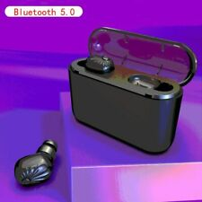 In-ear Bluetooth Wireless Headset Tws Earphone Earbuds With Mic for iOs Android