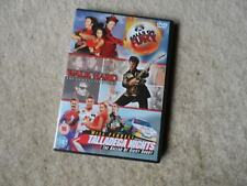 Balls of Fury / Walk Hard / Talladega Nights - DVD (2008) Box Set - 3 Films
