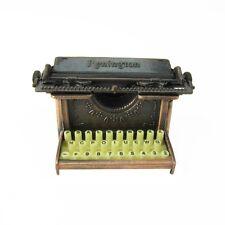 1:6 Scale Antique Typewriter Diorama/Dollhouse Accessory/Metal Pencil Sharpener