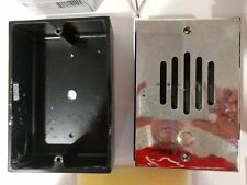 Channel Vision DP-6242C CAT5 Intercom Door Station with Color Camera Chrome