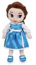 "DISNEY ANIMATORS COLLECTION 13""PLUSH DOLL BELLE NWT"