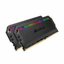 Corsair Dominator Platinum RGB 32GB (2 x 16GB) PC4-25600 (DDR4-SDRAM) Memory...