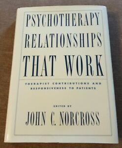 Psychotherapy Relationships That Work: Therapist Contributions and Responsivene…