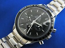 Omega Speedmaster moon watch mens manual 3573.50 professional men's sapphire