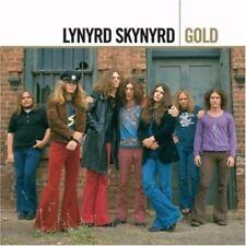 LYNYRD SKYNYRD GOLD REMASTERED 2 CD NEW