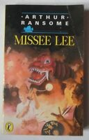 MISSEE LEE BY ARTHUR RANSOME PB PUFFIN BOOK 1971 SWALLOWS AND AMAZONS