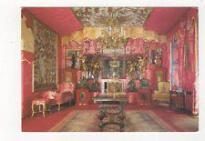 Hauteville House Guernsey Le Salon Rouge Postcard 480a