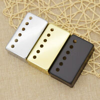 1pc Humbucker Neck Bridge Pickups Covers Gold Silver for Electric Guitar