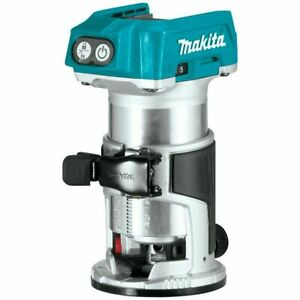 Makita XTR01Z 18-Volt 1/4-Inch Cordless Brushless Compact Router - Bare Tool