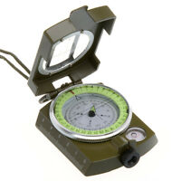 Multifunctional Compass for Outdoors Nature Discovery / Fluorescent Light