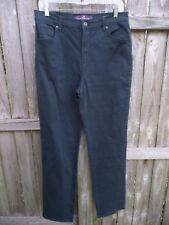 """Gloria Vanderbilt Amanda Green Jeans Size 10 Inseam 31"""".....................Z187"""