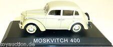 MOSKVITCH 400 Camión beige NUEVO 020 1:43 µ