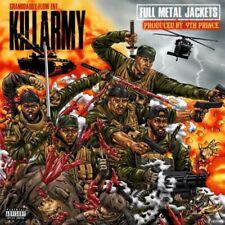 Killarmy | Full Metal Jackets (CD Mixtape)