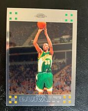 2007-08 TOPPS CHROME Rookie #131 KEVIN DURANT RC