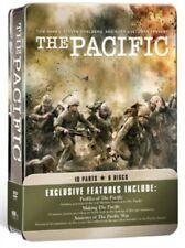 Nueva The Pacific - Completo Mini Series Steel Lata DVD