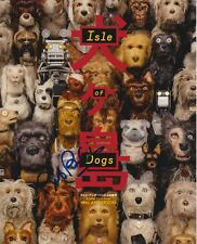 Bob Balaban signed Isle of Dogs 8x10 photo