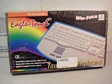 Eagle Touch WKB-110 Touchpad Keyboard 104 Keys