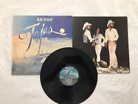 ZZ TOP Tejas Vinyl LP 1976 London Records Tri Fold Cover  PS 680 33 RPM