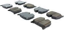 Disc Brake Pad Set Front Centric 105.09830