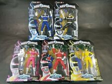 Bandai Power Rangers In Space Legacy  Series Build a Megazord Complete Lot of 5