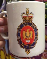 Houshold Cavalry Division Mug Regiment Royal Horse British Army Guards Gift