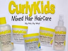 Kids Curly  Hair Creme, Conditioner, Gel Moisturizer, Frizz Control