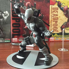 "Kotobukiya Deadpool Marvel Now! ""Marvel Comics"" Artfx figure Statue Grey ver."