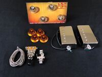 Jimmy Page Push-Push wiring kit for Gibson, Epiphone and other Les Paul