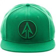 OFFICIAL DC COMICS GREEN ARROW SYMBOL SNAPBACK CAP (BRAND NEW)