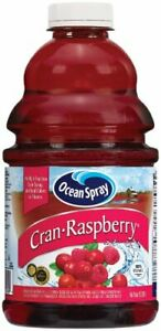 Ocean Spray Cranberry Raspberry Juice, 46 Ounce (Packaging May Vary)