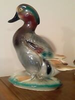 🦆 VINTAGE ROYAL COPLEY CERAMIC GADWELL DRAKE BY ANTHONY PRIOLO