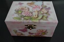 Girls Ballerina Jewellery Music Box New in Box!! Fairy Ideal Flower Girl Gift