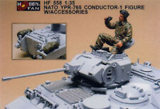 Hobby Fan 1:35 NATO YPR-765 Conductor - 1 Figure W/Accessories Resin HF-558